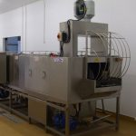Trayline 3 industrial washer